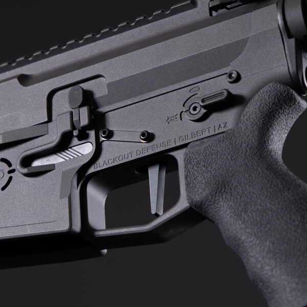 Blackout Defense Zero AR-15 Trigger
