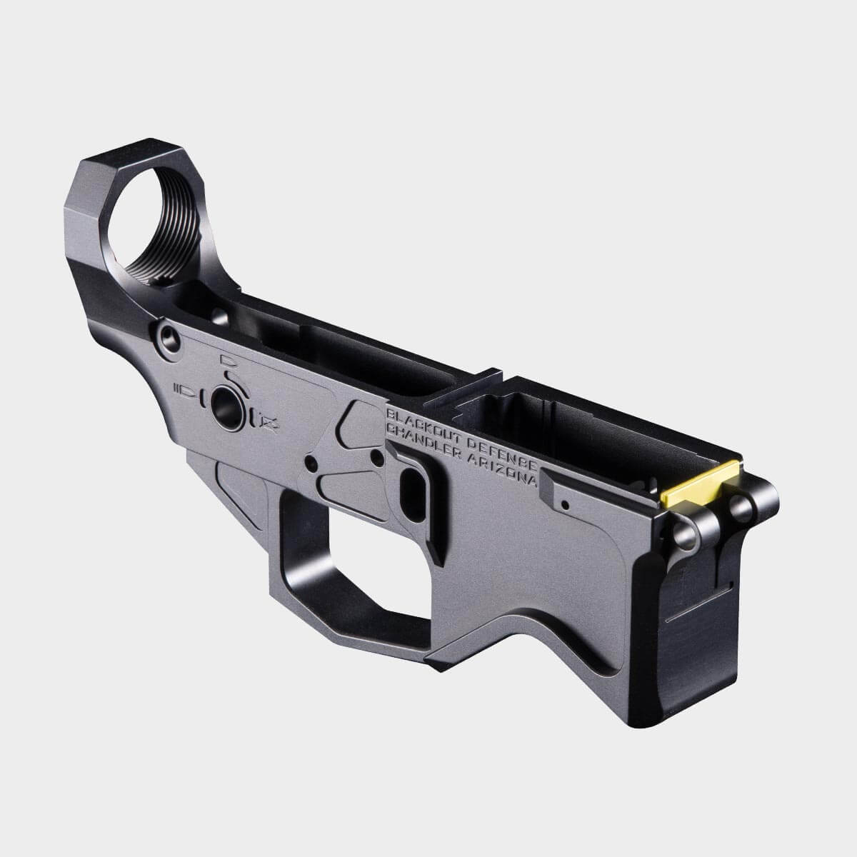 Mark 2 Stripped Lower Receiver